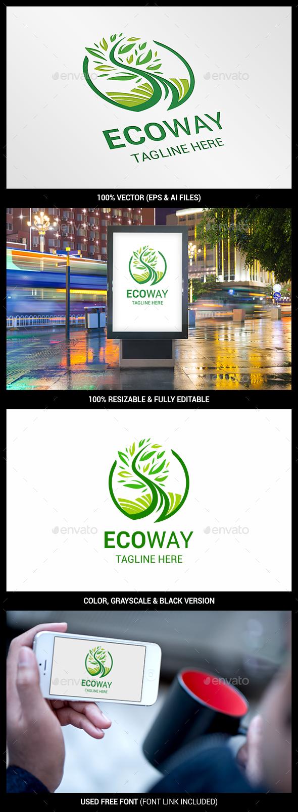 Tree - Nature Logo Templates
