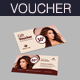 Fashion Gift Voucher 04 - GraphicRiver Item for Sale
