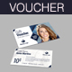 Fashion Gift Voucher 07 - GraphicRiver Item for Sale