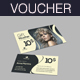 Fashion Gift Voucher 06 - GraphicRiver Item for Sale
