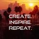 Create Inspire Repeat