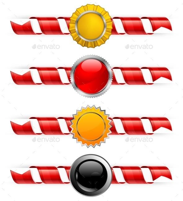 Spiral Ribbon  - Miscellaneous Vectors
