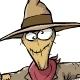Cartoon Scarecrow  - GraphicRiver Item for Sale