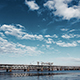 Clouds And Bridge - VideoHive Item for Sale