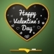 Happy Valentines Day Message On The School - GraphicRiver Item for Sale