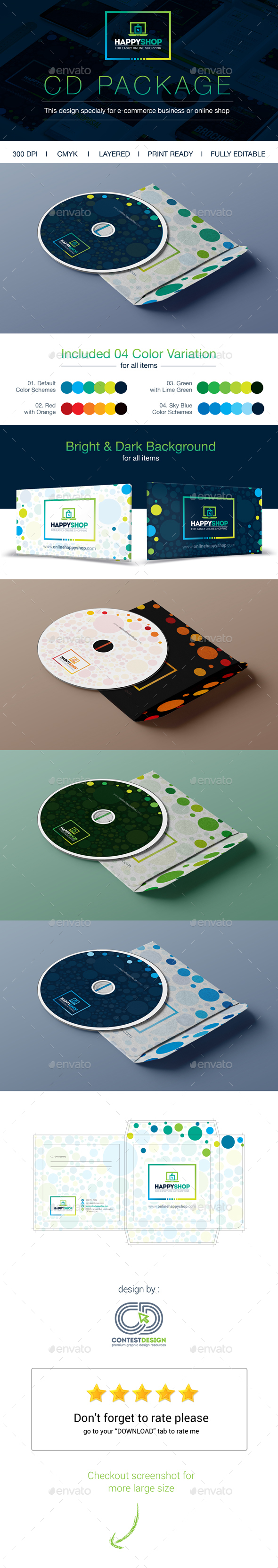 HappyShop : E-Commerce Business CD Package