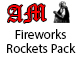 Fireworks Rockets Pack