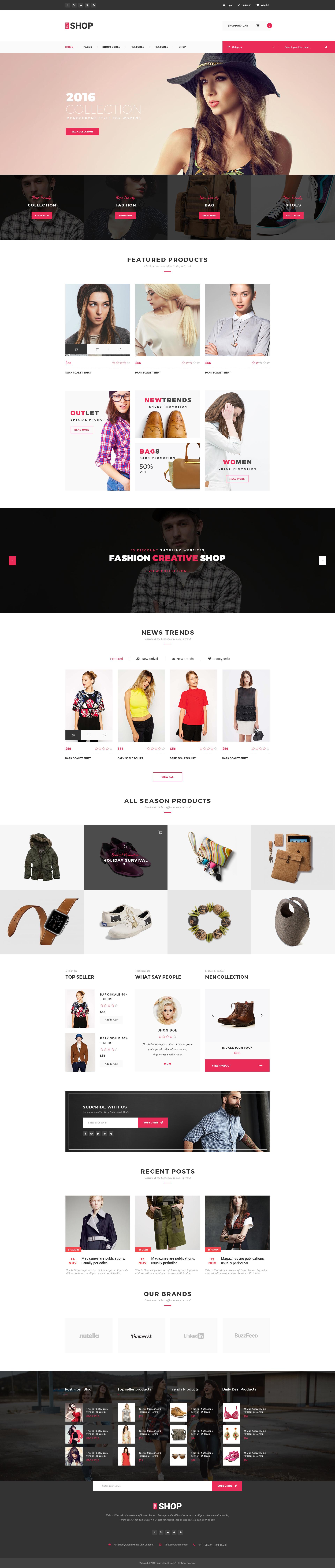 Nett E Commerce Psd Vorlagen Fotos - Entry Level Resume Vorlagen ...