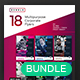 Corporate Flyer Bundle 9 - 18PSD  - GraphicRiver Item for Sale