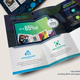HappyShop : E-Commerce Tri-Fold Brochure - GraphicRiver Item for Sale