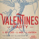 Vintage Cupid Valentines Day Flyer - GraphicRiver Item for Sale