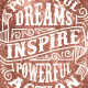 3 Motivational Typography T-shirt Vol.2