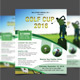 Golf Flyer Template - GraphicRiver Item for Sale