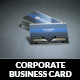 Corporate Business Card Vol.6 - GraphicRiver Item for Sale