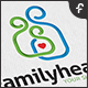 Family Health Logo - GraphicRiver Item for Sale