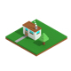 Low poly house - GraphicRiver Item for Sale