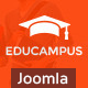 Educampus - Education & University Joomla Template