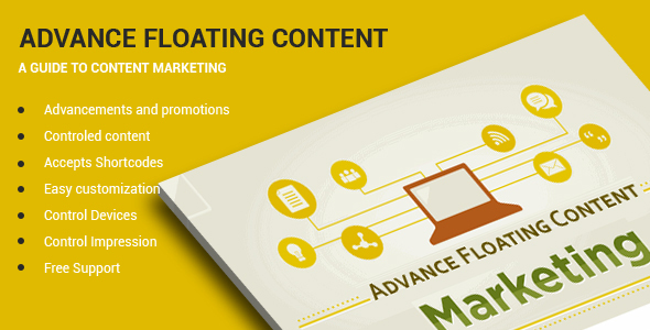 Advanced Floating Content - CodeCanyon Item for Sale