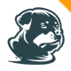 Rotty Champ Logo - GraphicRiver Item for Sale