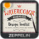 Watercolor & Elements Toolkit - GraphicRiver Item for Sale