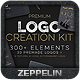 Logo Creation Kit + Bonus - GraphicRiver Item for Sale