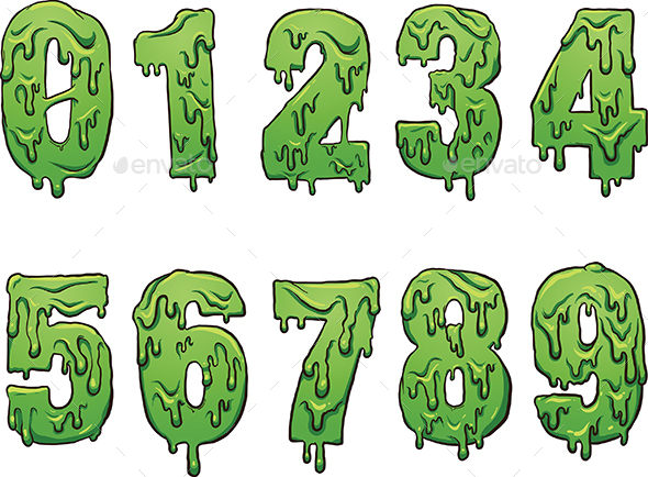 Slime Numbers - Miscellaneous Conceptual
