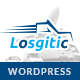 Logistic - Warehouse & Transport WP theme Nulled