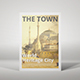 The Town Magazine Template - GraphicRiver Item for Sale