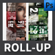 Cultural Event Roll-UP Template - GraphicRiver Item for Sale
