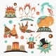 Circus Elements Collection - GraphicRiver Item for Sale