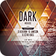 Dark House Flyer - GraphicRiver Item for Sale