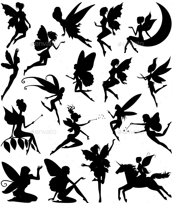 Fairies - Miscellaneous Characters