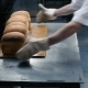 Bread Bakery Food Factory Production With Fresh Products, Flour, Dough, Bread - VideoHive Item for Sale