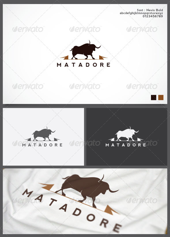 Matadore - Logo Template - Animals Logo Templates