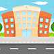 Building Vector Game Background - GraphicRiver Item for Sale