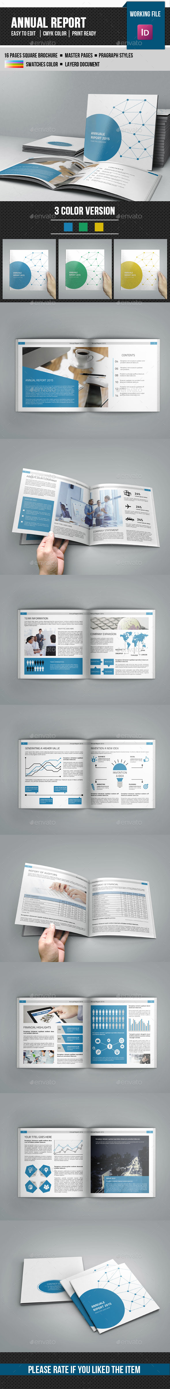 Square Corporate Annual Report Brochure-V78 - Corporate Brochures