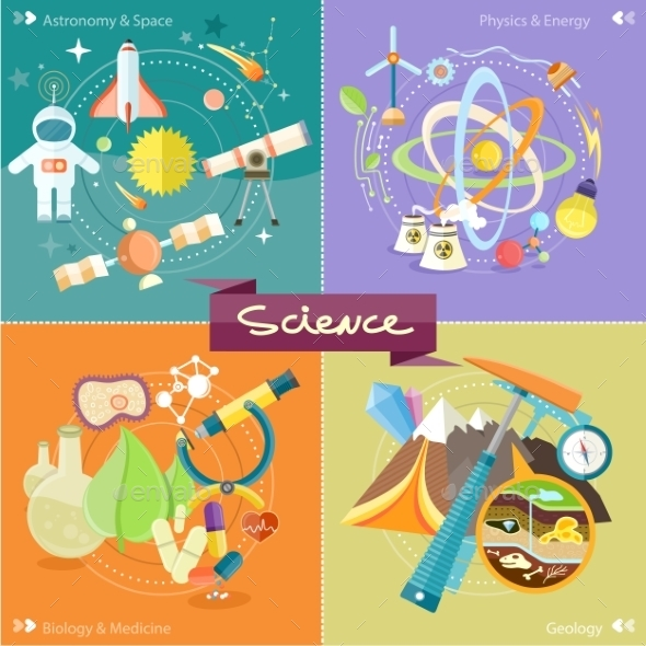 Chemistry Physics Biology and Astronomy - Miscellaneous Conceptual