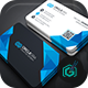 Cool Creative Business Card - GraphicRiver Item for Sale