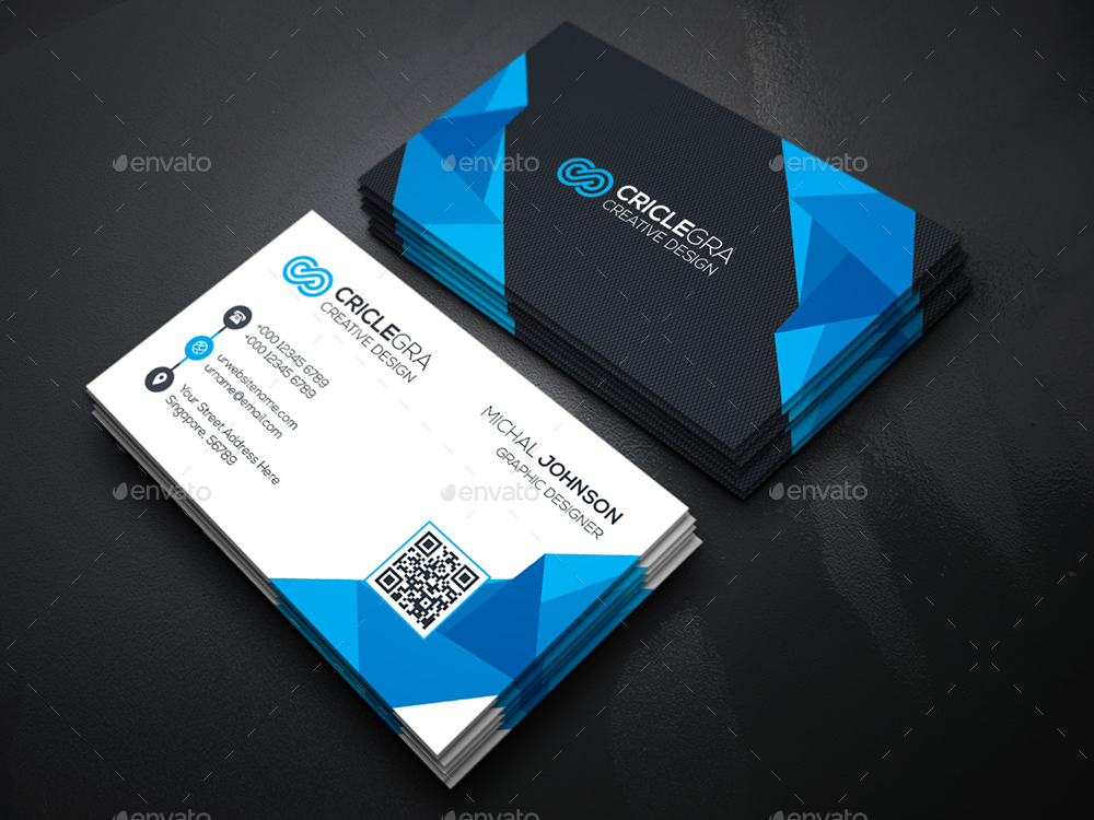 tech business cards - Targer.golden-dragon.co