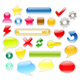 Glossy Web Symbols - GraphicRiver Item for Sale
