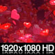 3D Hearts Shape Background - VideoHive Item for Sale