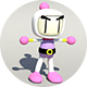 Bomber man 3D Model - 3DOcean Item for Sale