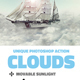 Clouds Photoshop Action - GraphicRiver Item for Sale
