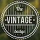 6 Vintage Badges Pack - VideoHive Item for Sale