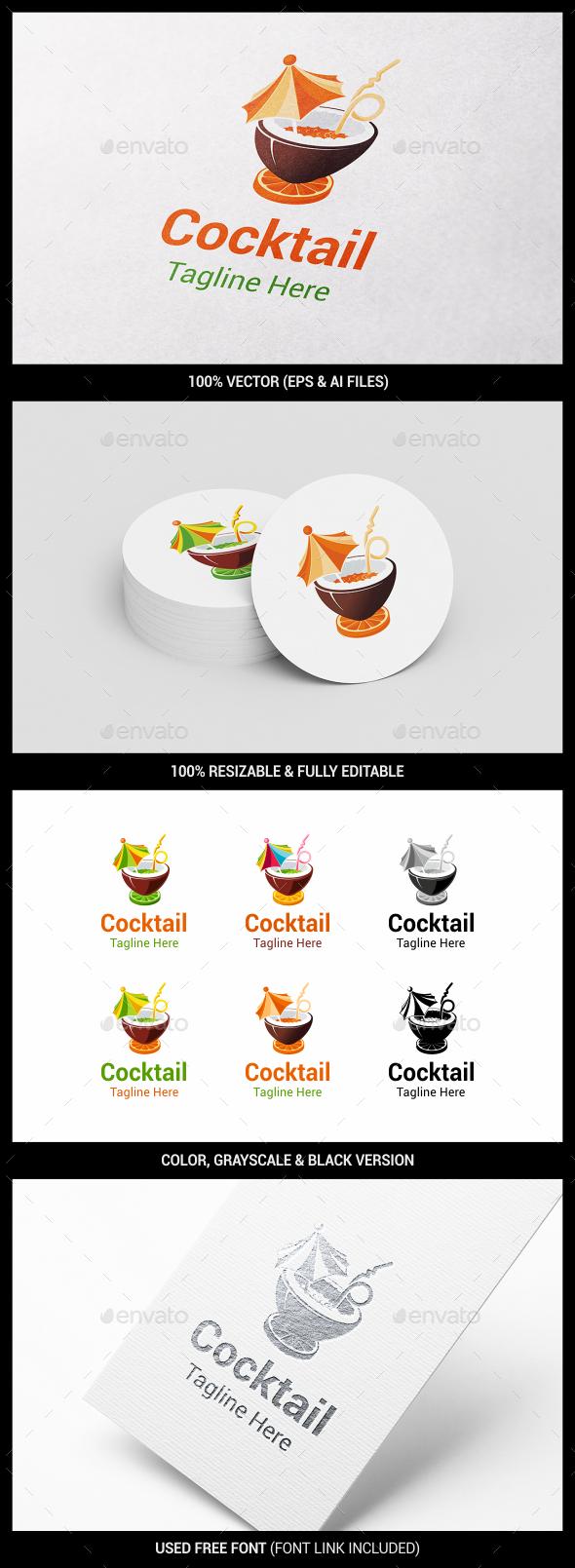 Travel - Food Logo Templates