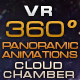 "VR 360 Panoramic Animations ""Cloud Chamber"" - VideoHive Item for Sale"