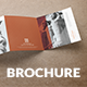 Square Trifold Brochure Template 8 - GraphicRiver Item for Sale
