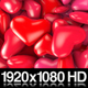 Hearts Fill Screen Overlay - VideoHive Item for Sale