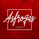 Asfrogas Typeface - GraphicRiver Item for Sale