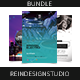 Minimal Electro Bundle - GraphicRiver Item for Sale